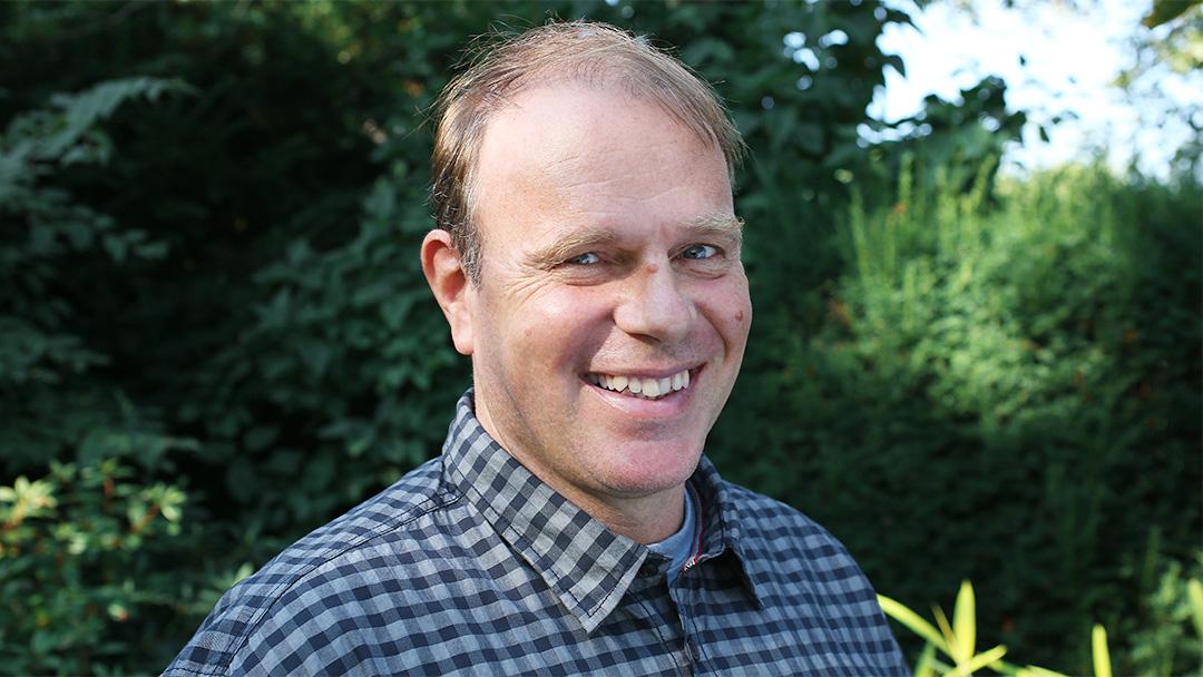 Portraitbild Dipl.-Ing Ulf Jamke, Geschäftsführer